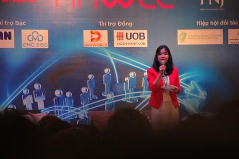 Hội Nữ doanh nhân TP.HCM tổ chức diễn đàn 'Công nghiệp 4.0 - ứng dụng để tăng tốc'