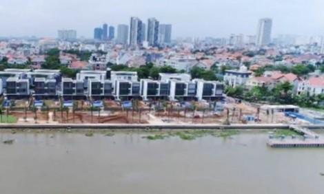 TP.HCM: Chính quyền ráo riết quản lý hành lang sông suối