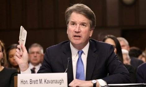 Thượng viện Mỹ xác nhận ông Kavanaugh làm Thẩm phán Tòa án Tối cao