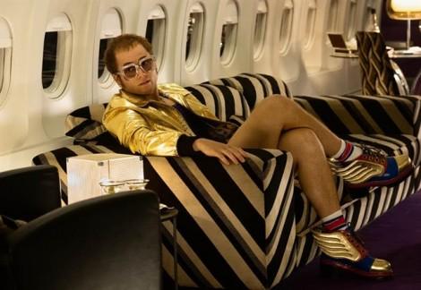 Elton John phiên bản 'Kingsman'