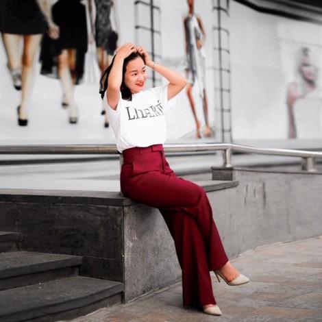 BTV sách thời trang gợi ý cách mix đồ thanh lịch cho cô nàng mũm mĩm