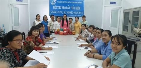 Huyện Bình Chánh: Nhiều phong trào thi đua chào mừng ngày thành lập Hội
