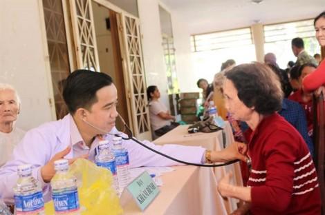 Hội LHPN TP.HCM tiếp tục Đồng hành cùng  phụ nữ vùng biên giới