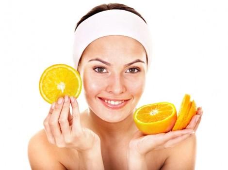 Cải thiện làn da xỉn màu mùa thu đông với trái cây họ cam quýt