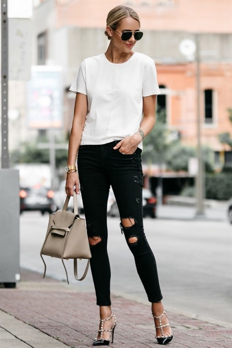 Skinny jeans dành cho mọi cô gái