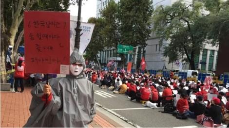 Nạn camera quay lén tràn lan, phụ nữ Hàn Quốc sốc vì bị lạm dụng mọi nơi