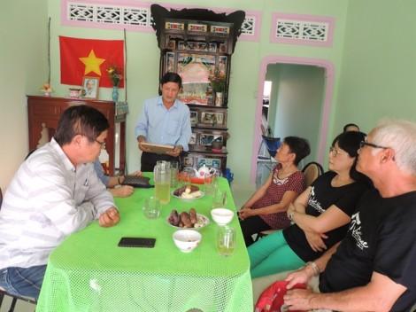 Báo Phụ Nữ trao mái ấm tình thương cho phụ nữ nghèo vùng biên giới