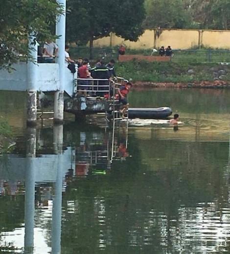 Đồng Nai: Lật thuyền, 2 học sinh rơi xuống hồ tử vong