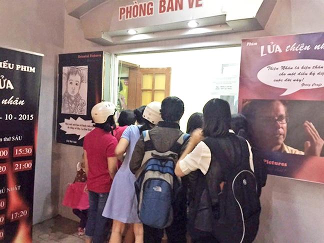Phim tai lieu ra rap: 'Gai co cong, chong chang phu'