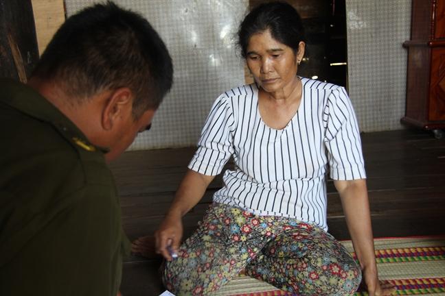 Bang tin dung den tu Hai Phong vao Dak Lak bat chet nguoi ngheo