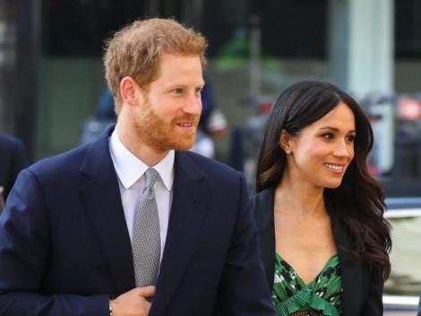 Em bé hoàng gia của Harry và Meghan sẽ làm đổi trật tự kế vị ngai vàng ra sao?