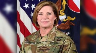 Nữ tướng đầu tiên lãnh đạo hơn 700.000 binh sĩ quân đội Mỹ
