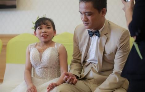 Hôm nay em sẽ là cô dâu, anh sẽ là chú rể