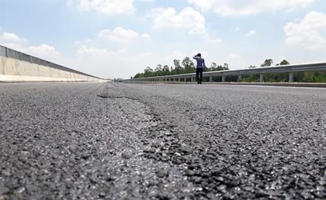 VEC tuyên bố đã sửa xong cao tốc Đà Nẵng - Quảng Ngãi