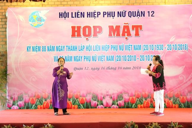 Quan 12: Thi tim hieu ve Ban Phu van Sai Gon – Gia Dinh