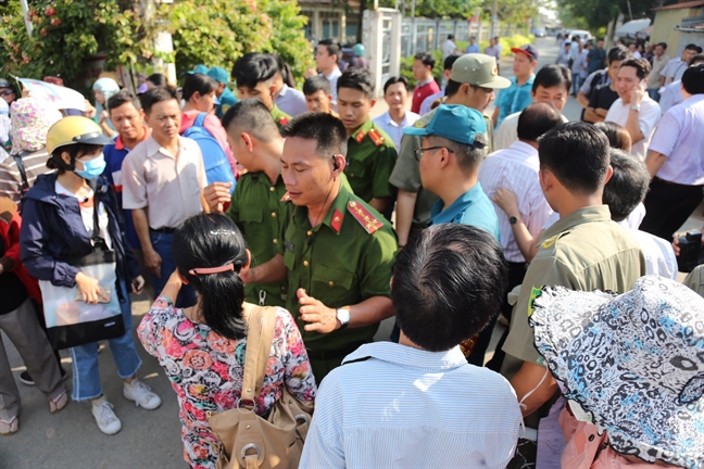 Chu tich UBND TP.HCM: TP giai quyet lam sao co loi nhat cho nguoi dan Thu Thiem
