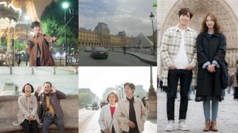 Những phim truyền hình Hàn khiến khán giả muốn xách ba lô lên và đi