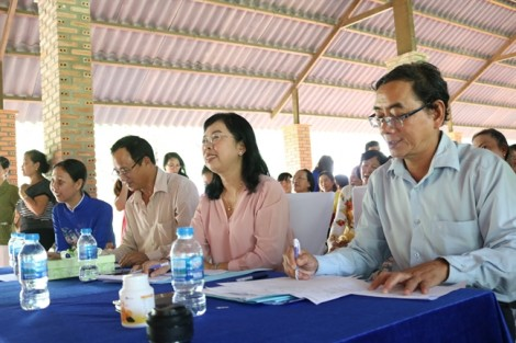 Quận 12: Thi tìm hiểu về Ban Phụ vận Sài Gòn – Gia Định