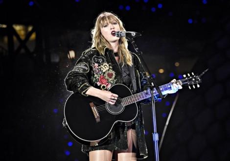 Taylor Swift là cảm hứng để nữ giới chơi guitar