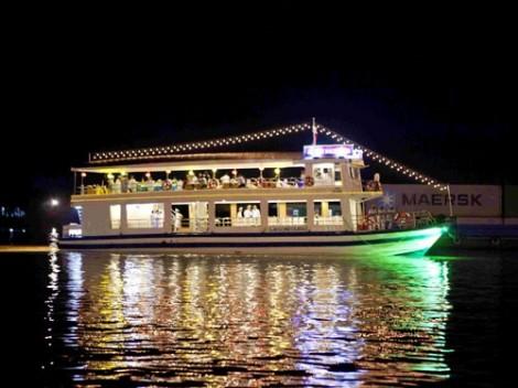 TP.HCM cho phép tổ chức du lịch, ẩm thực đêm trên Bến Bạch Đằng