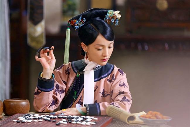 'Dien Hy cong luoc' vuot mat 'Nhu Y truyen' tren mang phim chieu mang