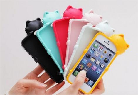 Ốp lưng điện thoại chứa nhiều chất độc gây hại