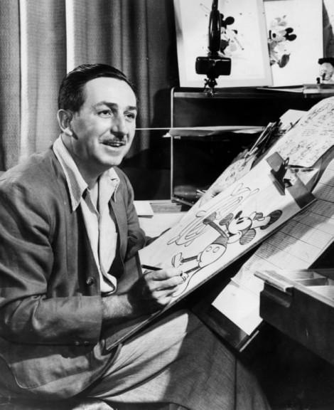 Bên trong thư viện bí ẩn của Walt Disney