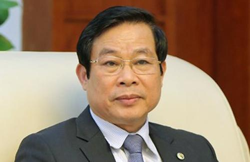 Ong Nguyen Bac Son bi xoa tu cach nguyen Bo truong Bo Thong tin Truyen thong
