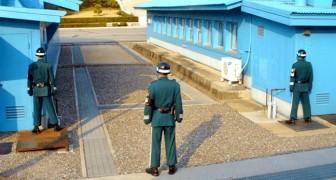 Hàn Quốc - Triều Tiên bất ngờ gác súng ống ở đường biên giới dày đặc vũ khí