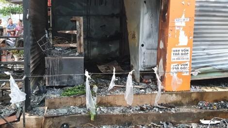 Cháy cửa hàng hoa lúc rạng sáng, 3 người phụ nữ thương vong