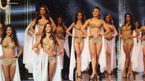 50 thí sinh Hoa hậu Peru 2019 khoe đầu trọc để truyền thông điệp về ung thư vú