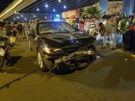 Vì sao chậm xử lý 1 giây, chiếc BMW lấy đi mạng sống của người đi đường?