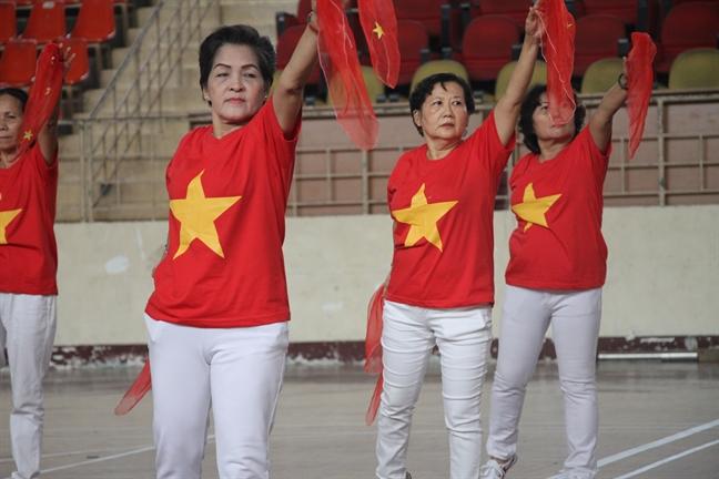Quan Tan Binh: To chuc hoi thi duong sinh nam 2018