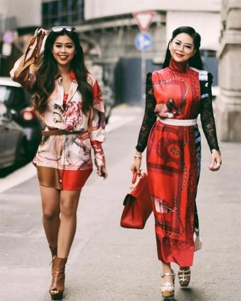 Tham khảo cách diện boots sành điệu như Thảo Tiên – em chồng Hà Tăng