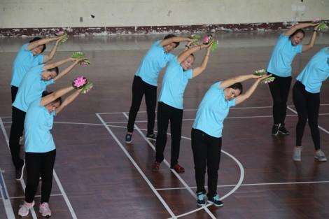 Quận Tân Bình: Tổ chức hội thi dưỡng sinh năm 2018