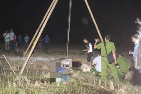 Bốn người bị điện giật tử vong khi kéo cáp viễn thông
