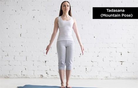 7 tư thế yoga tại nhà giúp tăng cường hệ miễn dịch