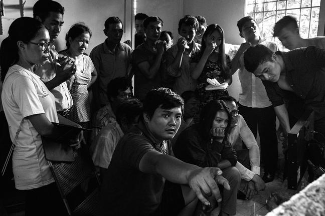 Tran Dung Thanh Huy: 'Rat nhieu nguoi nghi toi khong lam duoc phim'