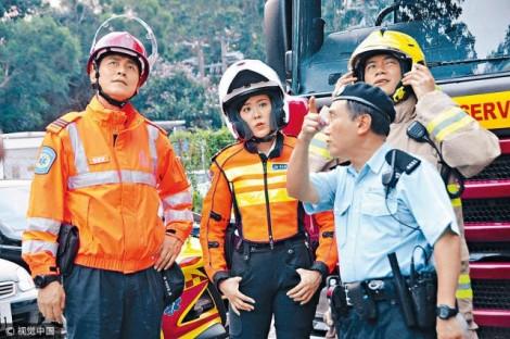 Trở lại sau 2 năm, tài tử TVB Mã Đức Chung không mơ ngôi 'Thị đế'