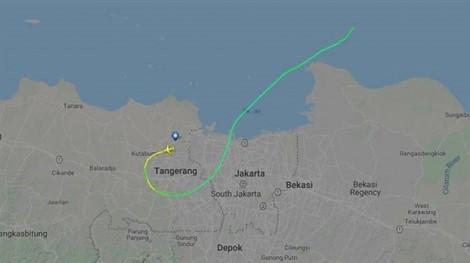 Rơi máy bay Indonesia: Mảnh vỡ đầy trên biển, không có dấu hiệu người sống sót