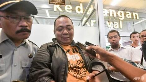 Vụ rơi máy bay Indonesia: Người đàn ông thoát chết hy hữu nhờ kẹt xe