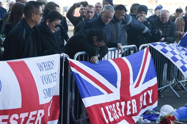 Vu roi truc thang Leicester: Noi dau khon nguoi cua vo con ty phu Thai Lan