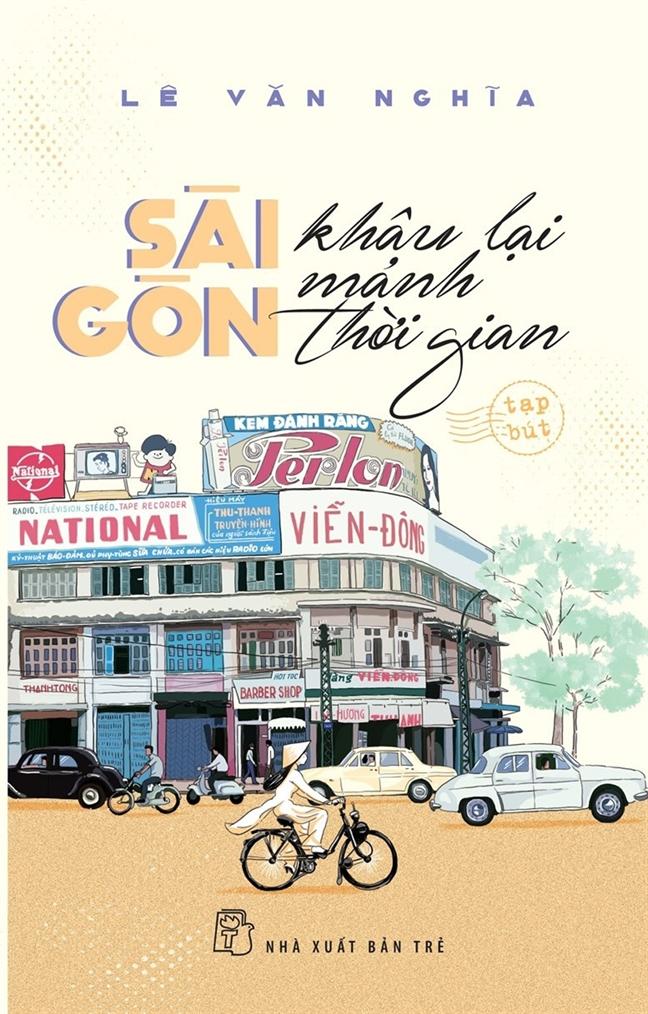 Nha van Le Van Nghia 'Khau lai mot manh Sai Gon'