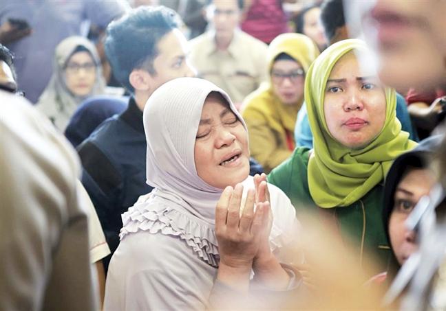 Vu roi may bay Indonesia: Khong co phep mau cho nhung 'con su tu' kem an toan