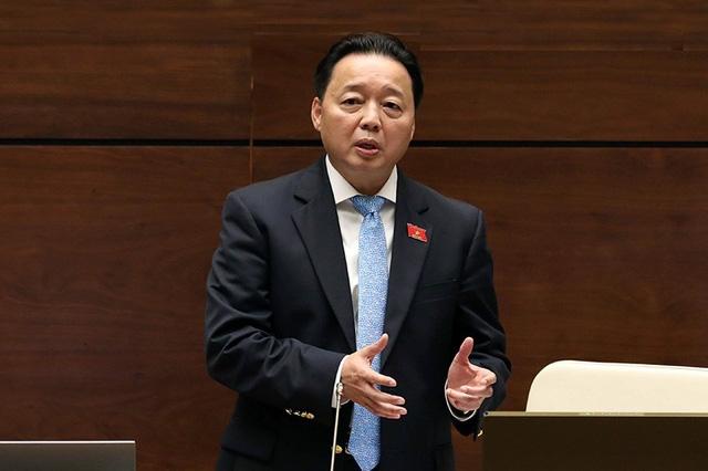 Bo truong TNMT chi ra 'lo hong' khien Viet Nam co nguy co thanh 'bai rac cua the gioi'