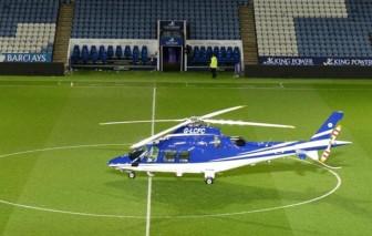 Vụ rơi trực thăng Leicester: Video ghi lại cảnh trực thăng chở tỷ phú Thái rơi xuống đất