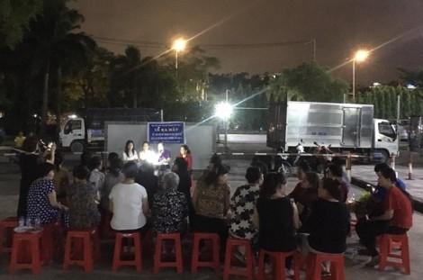 Quận Bình Tân: Ra mắt Tổ hội phụ nữ chung cư Nhất Lan 3