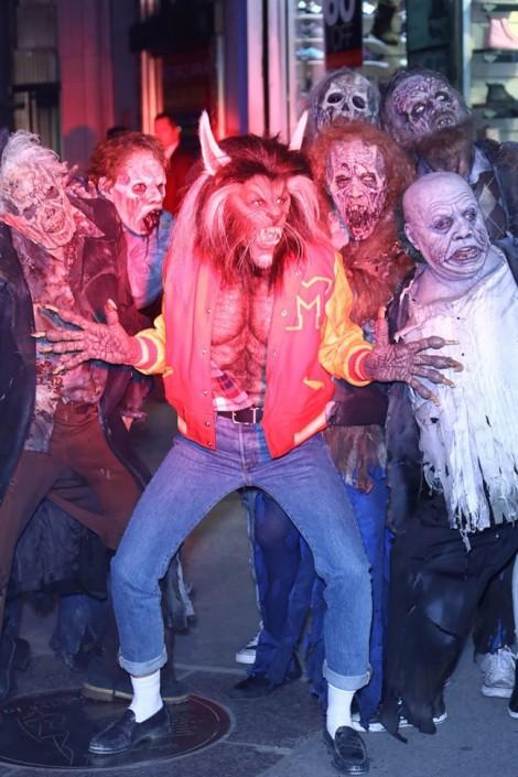Siêu mẫu Heidi Klum – Nữ hoàng Halloween của mọi thời đại