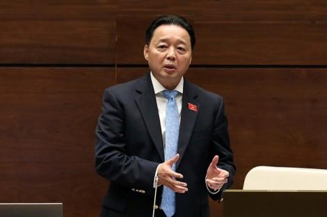 Bộ trưởng TNMT chỉ ra 'lỗ hổng' khiến Việt Nam có nguy cơ thành 'bãi rác của thế giới'