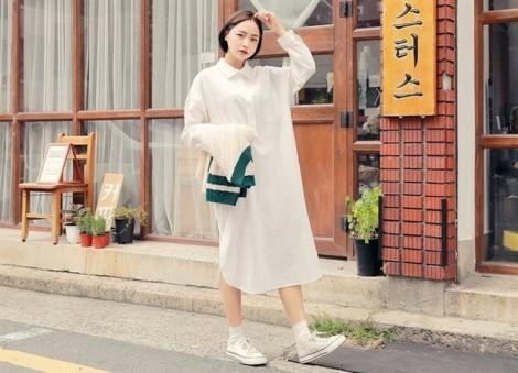 Những món đồ chuẩn phong cách Hàn cho mùa thu đông